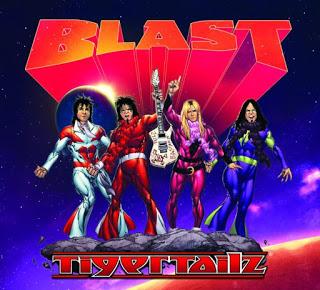 Tigertailz - Blast!