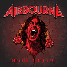 Airbourne - Breakin' Outta Hell - Single