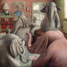 Billy Harvey - Elephants in the Room
