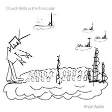Angie Aparo - Church Bells vs the Television - Single