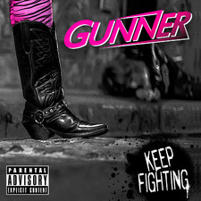 Gunner - Keep Fighting
