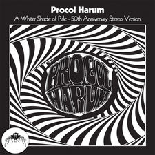 Procol Harum - A Whiter Shade of Pale (50th Anniversary Stereo Mix) - Single