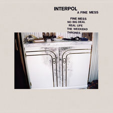 Interpol - A Fine Mess - EP