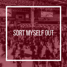 Becoming Bristol - Sort Myself Out - Single