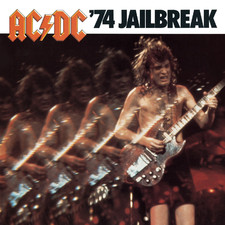 AC/DC - '74 Jailbreak - EP
