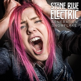 Stone Blue Electric - Generation Snowflake