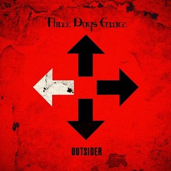Three Days Grace - Outsider