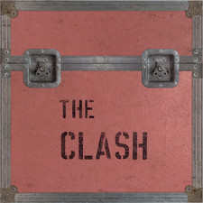 The Clash - The Clash 5 Studio Album Set