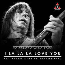 Pat Travers - Hard Rock Hotel Orlando 1st Birthday Bash